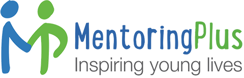 Mentoring Plus Logo - Inspiring Young Lives