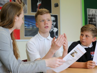 West of England Mentoring - students and mentors